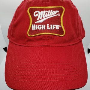 Miller High Life Logo Beer Hat